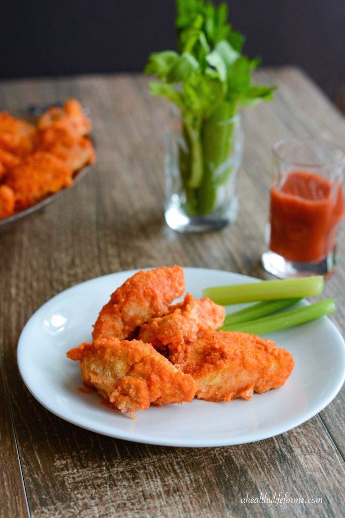 Paleo Buffalo Chicken Nugget Recipe Gluten Free Grain Free Dairy Free perfect for Superbowl