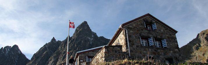 Schweizer Alpen Club -Search a hut