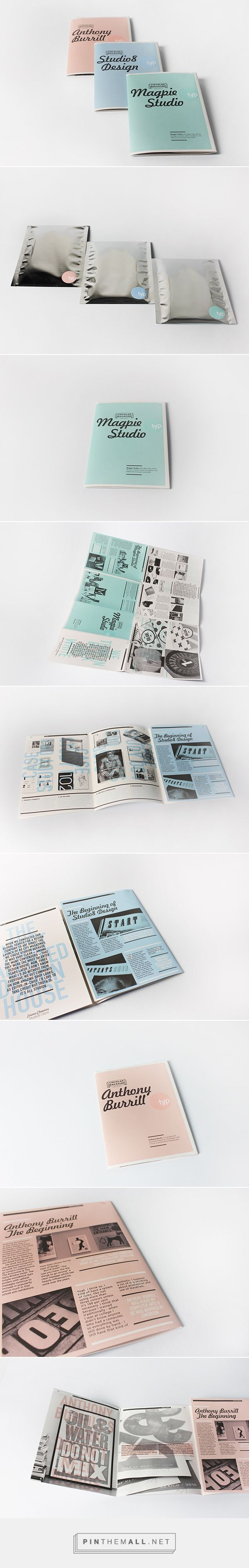 Circular Magazine Supplement by James Alexander