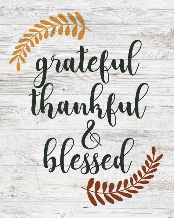 Grateful Thankful Blessed Printable Wall Art Grateful Thankful Blessed Farmho Grateful Thankful Blessed Printable Blessed Printable Grateful Thankful Blessed