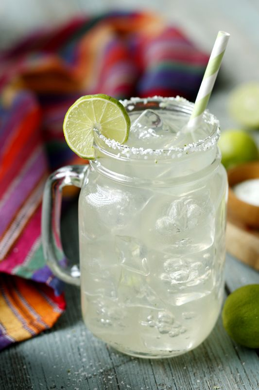 Add some spice to your fiesta this 5th of May with an Ole Smoky Moonshine Margarita. Poured right from the jar (as all moonshine should be), Ole Smoky has that southern kick a standard margarita la…