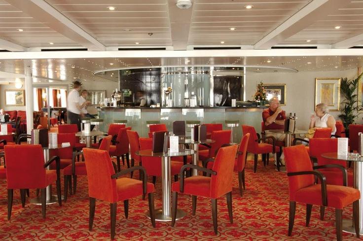 Boudicca - Lido Bar #Cruise