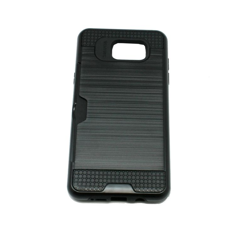 ΘΗΚΗ SAMSUNG A5 2016 A510 BRUSH BACK CASE ΜΑΥΡΟ