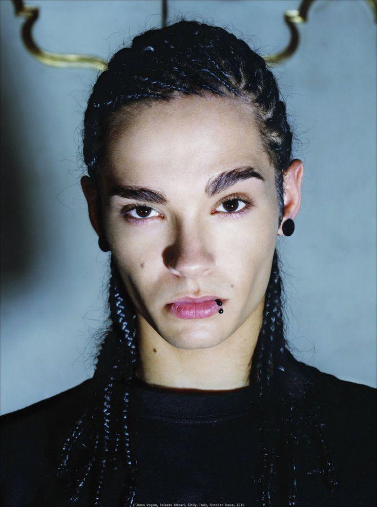 Bill and Tom Kaulitz from Tokio Hotel in Vogue