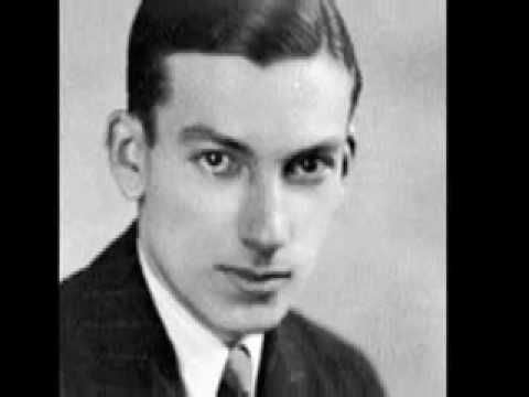 Hoagy Carmichael --- Stardust  - This is a little different arrangement of this old standard...but since he wrote it, I guess he should be able to sing it the way he wants, huh?