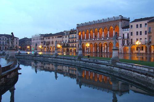 A Corner of Prato della Valle by antanask, via Flickr