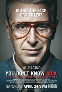 """Oh, the lingering of death. What a business. Keep death alive. Hospitals don't make money otherwise. Drug companies either. If you're rich and you have the money, you can pay to die. But the poor, they can only afford to stick it out and suffer."" - Dr. Jack Kevorkian, You Don't Know Jack (2010)"