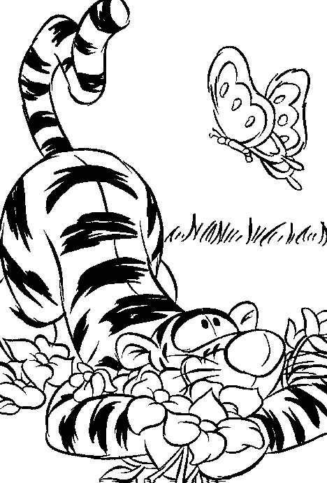 16 best Disney Coloring Pages images on Pinterest | Disney ...