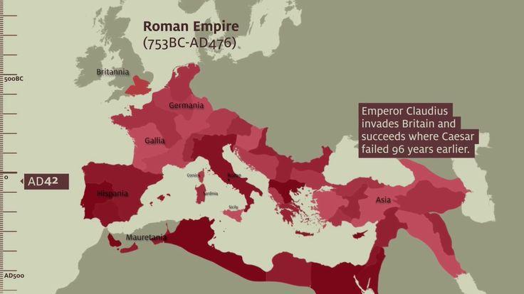 ISODESIGN | Roman Army Museum – Empire Map | Vindolanda Museum