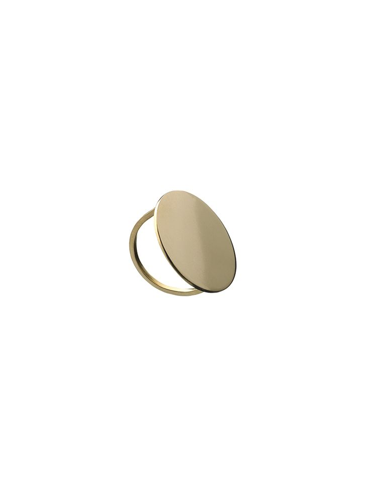 Ring 'Novel' Gold http://www.theboyscouts.nl/product/ring-novel-gold