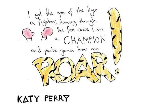 Katy pery roar