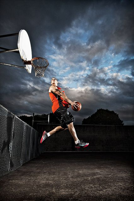 Michael: Reverse Dunk | Flickr - Photo Sharing!