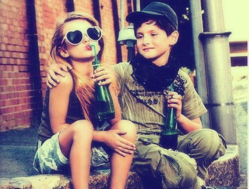 Cute Kid Tumblr children with s...