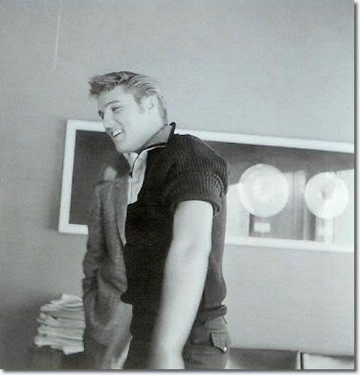 Elvis Presley : Sun Records : September 23, 1956.