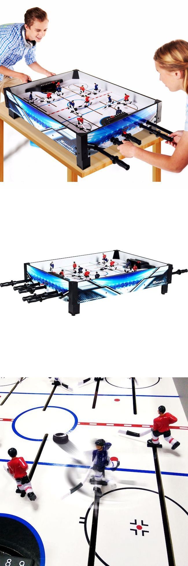 Air Hockey 36275: Hockey Table Set Ice Games Nhl Board Sports Kids Family Night Sports Indoor Gift -> BUY IT NOW ONLY: $73.86 on eBay!