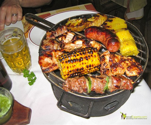 Argentina food
