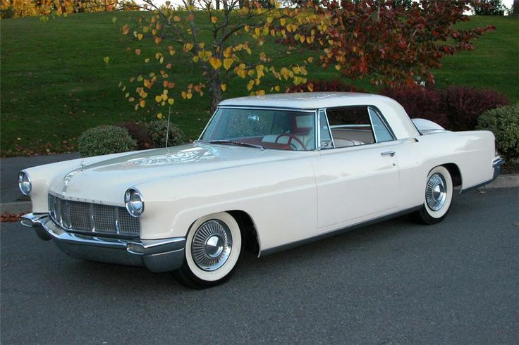 1956 - Lincoln Continental Mark II..Re-pin brought to you by #LowcostcarInsurance at #HouseofInsurance #Eugene,Oregon