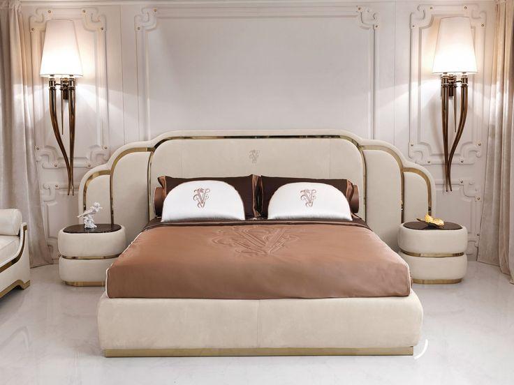 Bradley - Bedroom | Visionnaire Home Philosophy Design Studio Viganò Giuseppe Viganò