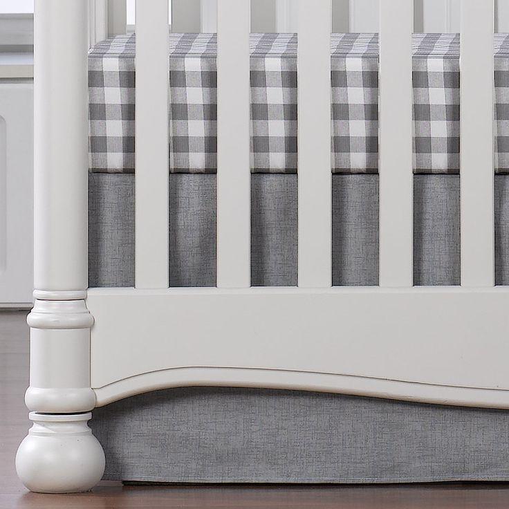 Farmhouse Nursery | Gender Neutral Nursery | Farmhouse Baby Bedding
