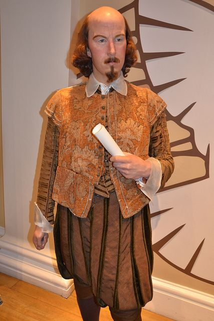Madame Tussauds - London Shakespeare