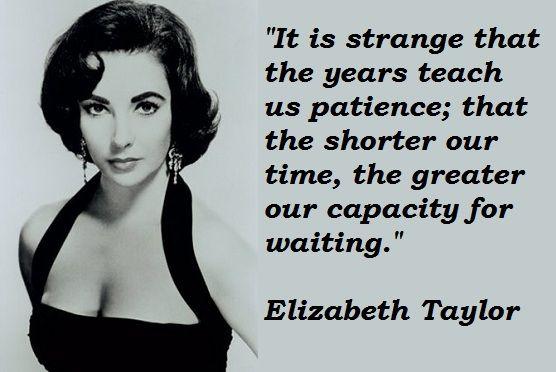 Elizabeth Taylor | Classics | Pinterest