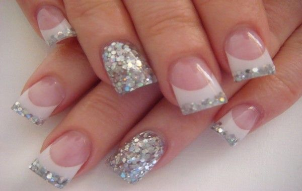 Nail Art Designs With Glitter Step By Step : Nail art design for beginners tutorial step