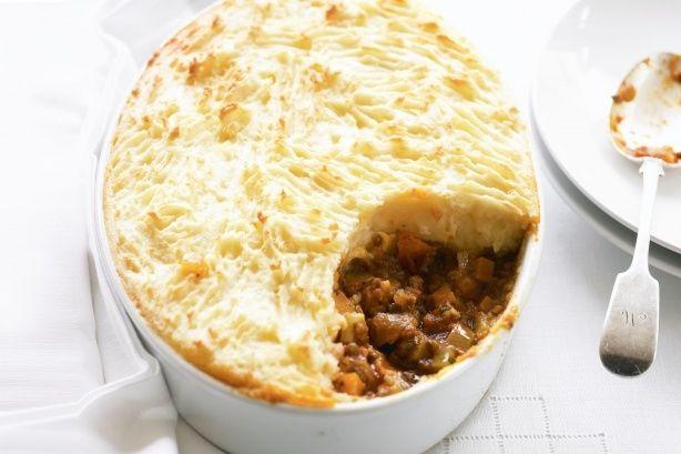 Taste: Lentil and Vegetable Cottage Pie