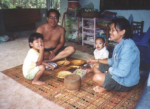 I've been to Thailand a few times.  This was Baarn Sairoong Organic Farm, near Chaiyaphum.