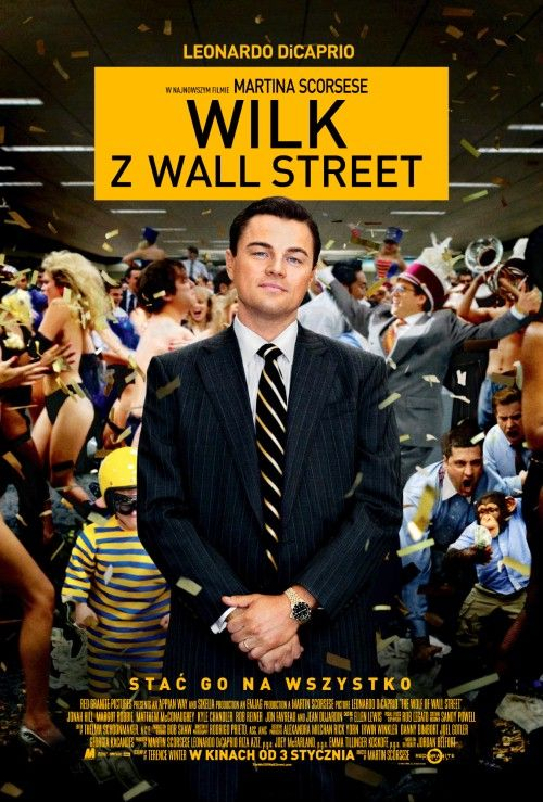 Wilk z Wall Street (2013) - Filmweb