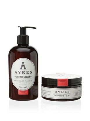 AYRES Midnight Tango Shower Cream