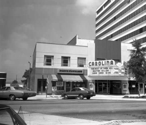 theater carolina pavilion