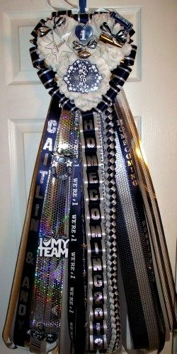 HOMECOMING MUM IDEAS!