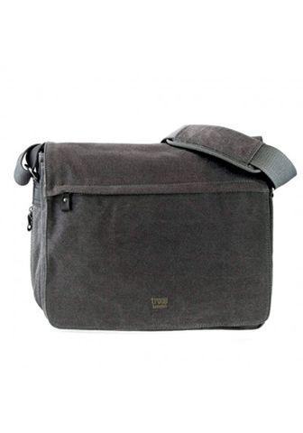 Troop Classic Flap Front Messenger Bag