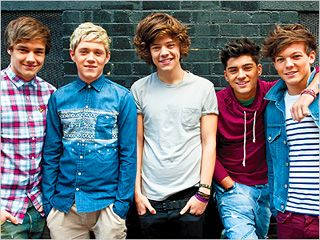 One Direction's label sued by another, probably less cute band named One Direction