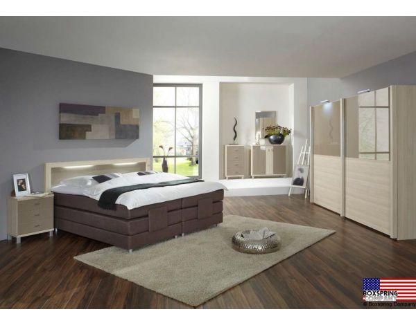 Luxe slaapkamer tips : Zeer luxe complete slaapkamer van Wiemann ...