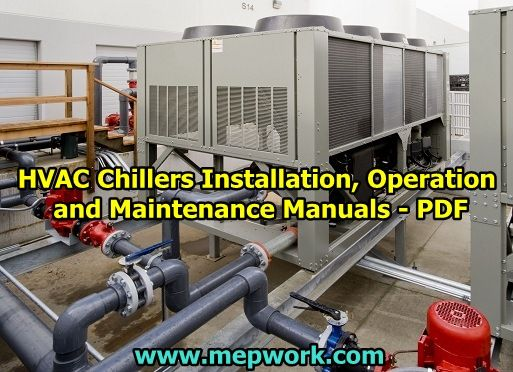 Download HVAC Chillers Installation Operation And