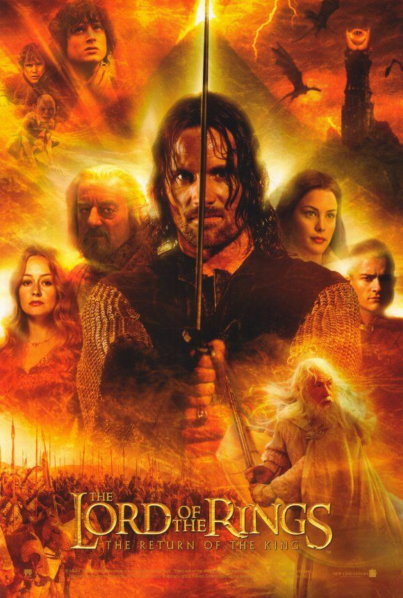 Find the LORD OF THE RINGS: RETURN OF THE KING soundtrack in our catalog: http://highlandpark.bibliocommons.com/item/show/858580035_the_lord_of_the_rings,_the_return_of_the_king
