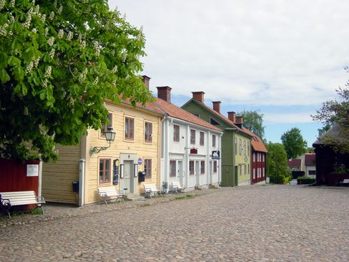 Your guide to Linköping: Old Linköping
