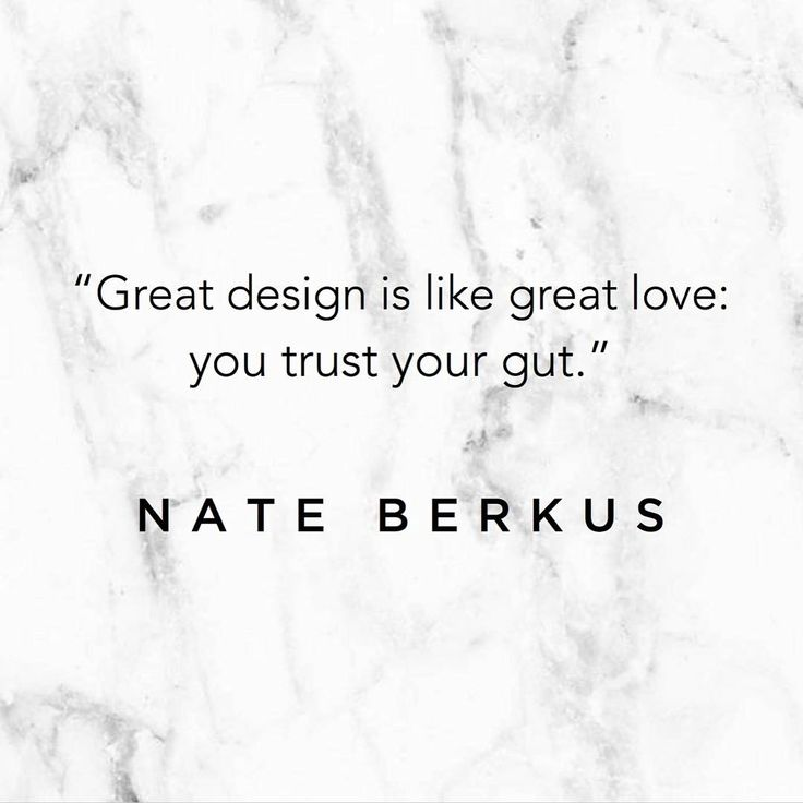 """6,115 Likes, 111 Comments - Nate Berkus (@nateberkus) on Instagram: """"Most often, our instincts take us to the right place. Trust yourself!"""""""