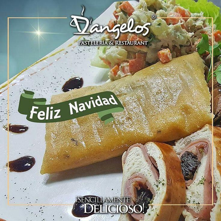 Disfruta la navidad con el sabor #SencillamenteDelicioso que te encanta ven a Orinokia Mall en la #ZonaGourmet y vive un momento único. Felices fiestas!  #gastronomía  #gourmet #restaurante  #navidad #hallacas #pandejamon #ensalada #DondeTodoSeUne  #PuertoOrdaz #Guayana