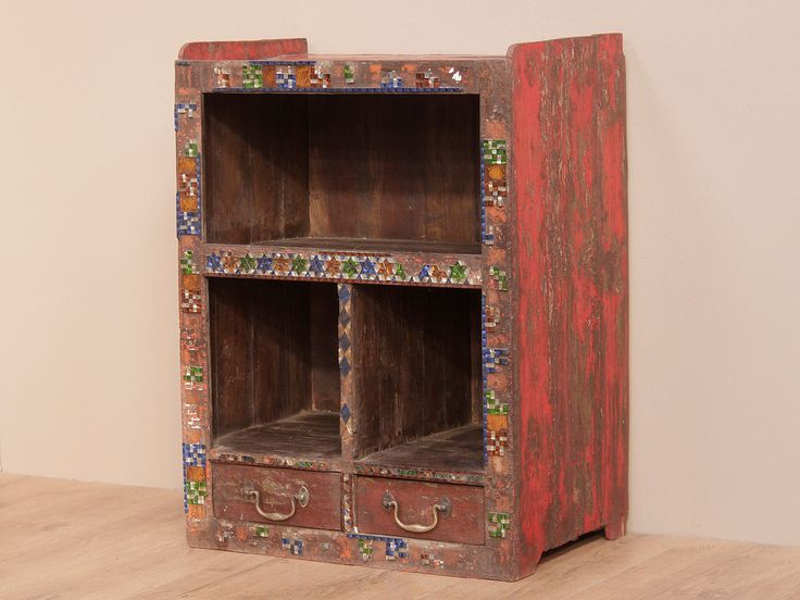 Rustic Red Cabinet https//www.scaramangashop.co.uk/item. Red  CabinetsCupboardsWooden FurnitureArt ...