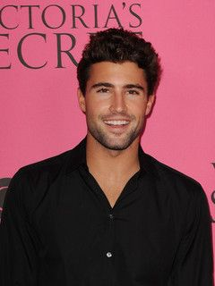 Brody Jenner... yeah he's pretty cute. I may actually watch Keeping Up with the Kardashians if he was on it every episode