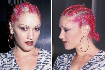 Gwen stefani pink braids 2018 images pictures 37 best gwen 17 best ideas about white girl cornrows on pinterest gwen stefani pink braids sciox Gallery