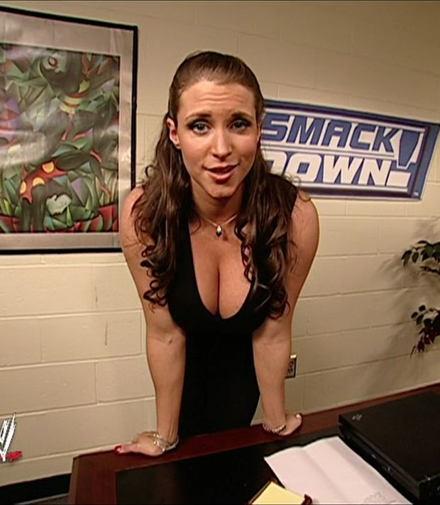 Has there ever been a woman in the history of WWE that had fans talking about her boobs as much as Stephanie McMahon? On the July 9, 2001 episode of Raw Is War, Stephanie reemerged in WWE — then known as the WWF, or World Wrestling Federation — with her breasts appearing to have been …