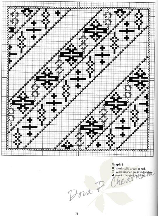 Gallery.ru / Фото #35 - Needlepoint Designs from Oriental Rugs - Dora2012