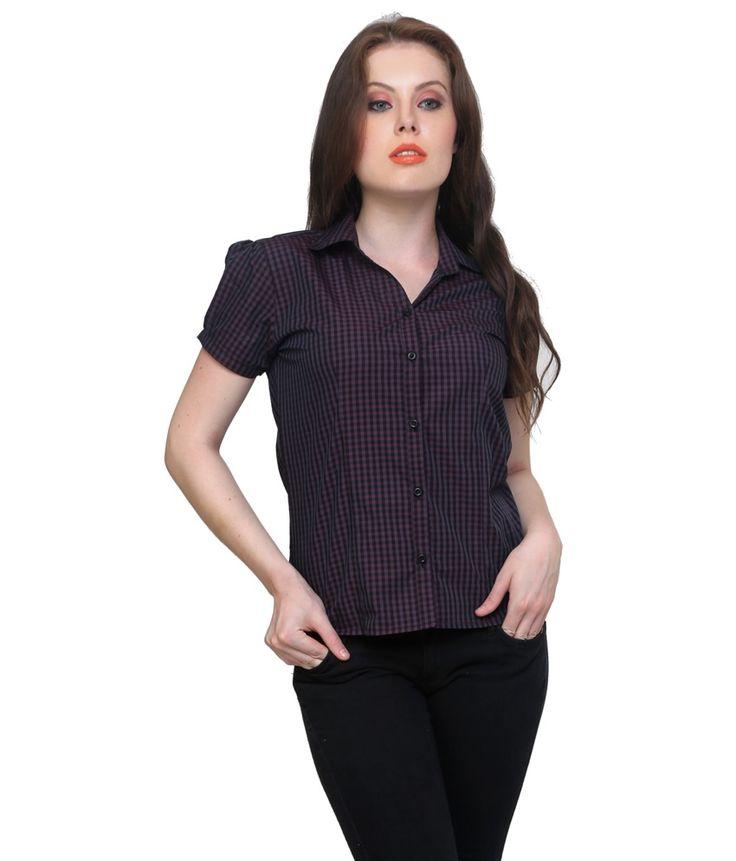 Syda Womens Formal Corporate Wear Shirt