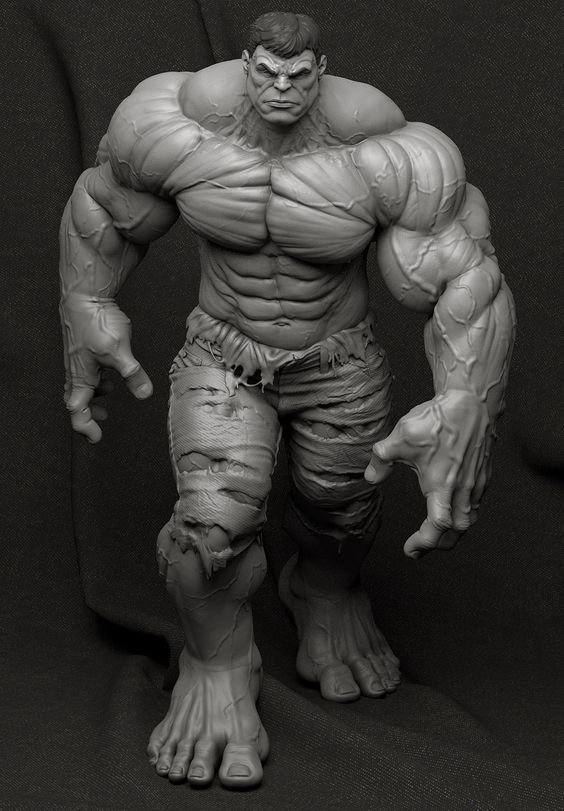 Hulk - Collectible Statue: