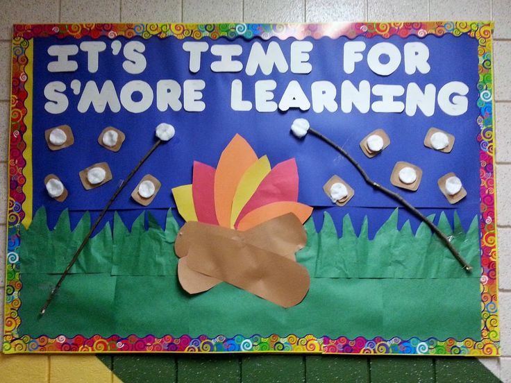 Camping Classroom Decoration : 449 best library bulletin boards & displays images on pinterest