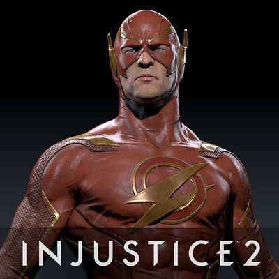 Injustice 2- Flash, Meng Guan on ArtStation at https://www.artstation.com/artwork/ANLXV