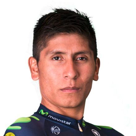 Movistar Team: Nairo Quintana - 11 || Photo:  http://movistarteam.com/equipo